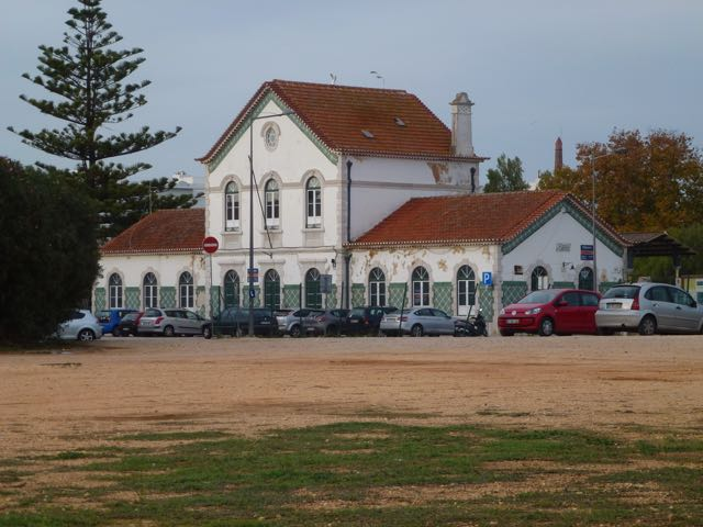 oude station Lagos